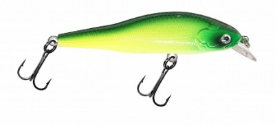 Воблер SWD BENT MINNOW 87F (11г; 0,5-1,5м) col. 14 (W1601087-14) (53846)
