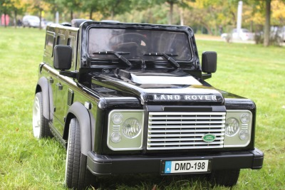 Электромобиль Land Rover Defender (DMD-198)