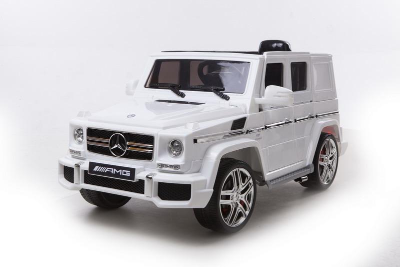 Детские электромобили в Москве - огромный выбор по низкой цене