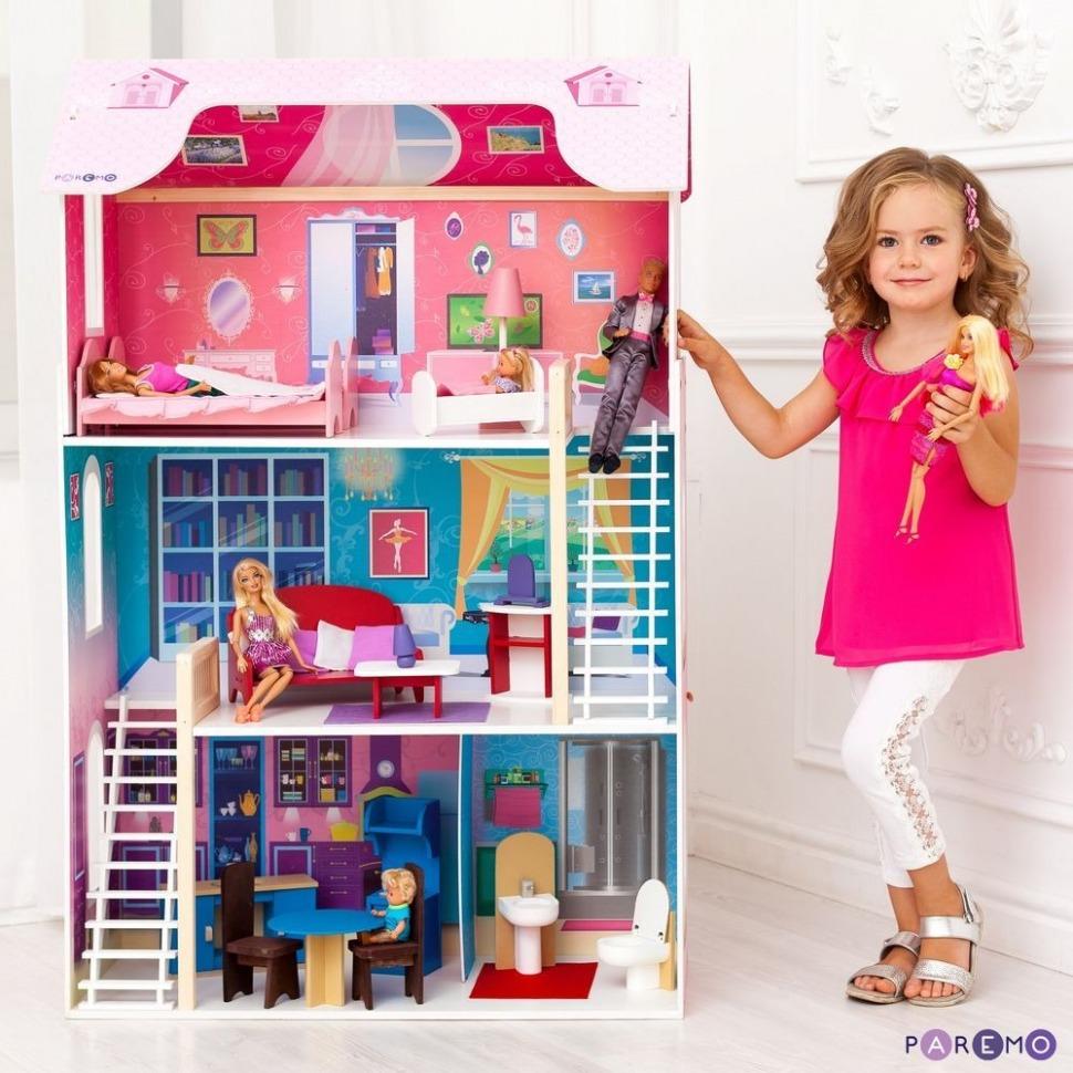 Кукольный домик обзор видео