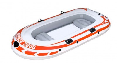 Лодка надувная JILONG CRUISER BOAT CB3000 SET (JL007008-4N) (53001)