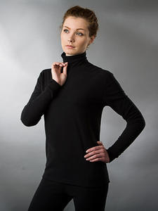 Водолазка GUAHOO Fleece Basic 701Z-ВК (9831)