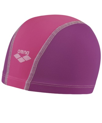 Шапочка для плавания Unix JR Plum/Fuchsia/Bubble, полиамид, 91279 26 (260017)