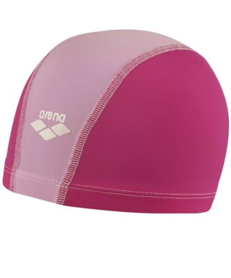 Шапочка для плавания Unix JR Fuchsia/Bubble/White, полиамид, 91279 25 (260019)